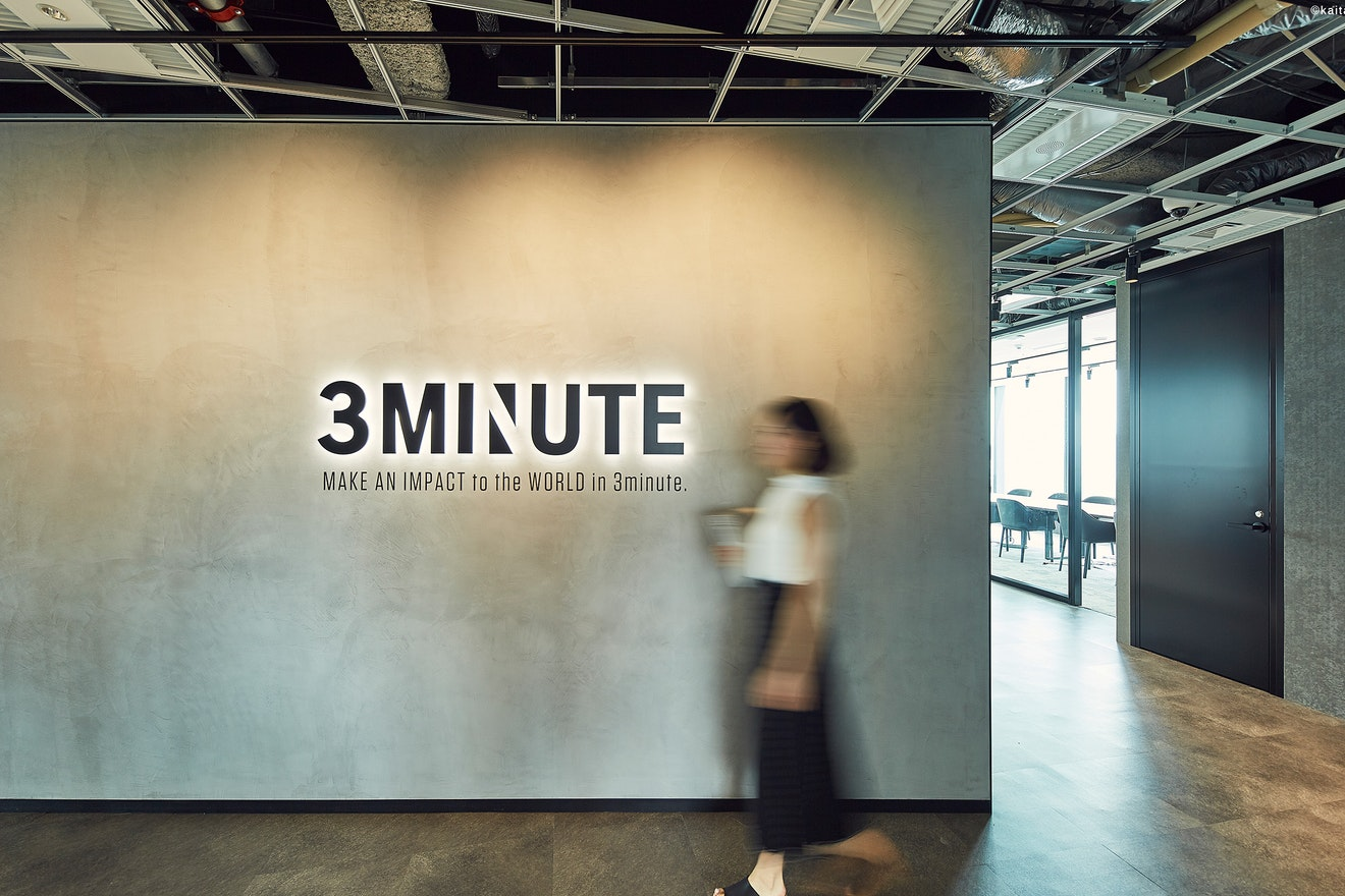 3Minute inc. のサムネイル