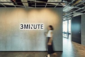3Minute inc. のサムネイル